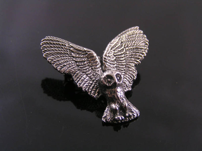 Owl Brooch, Made in Australia