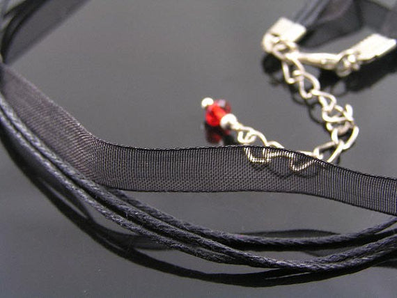 Grim Reaper Necklace, Gothic Jewellery