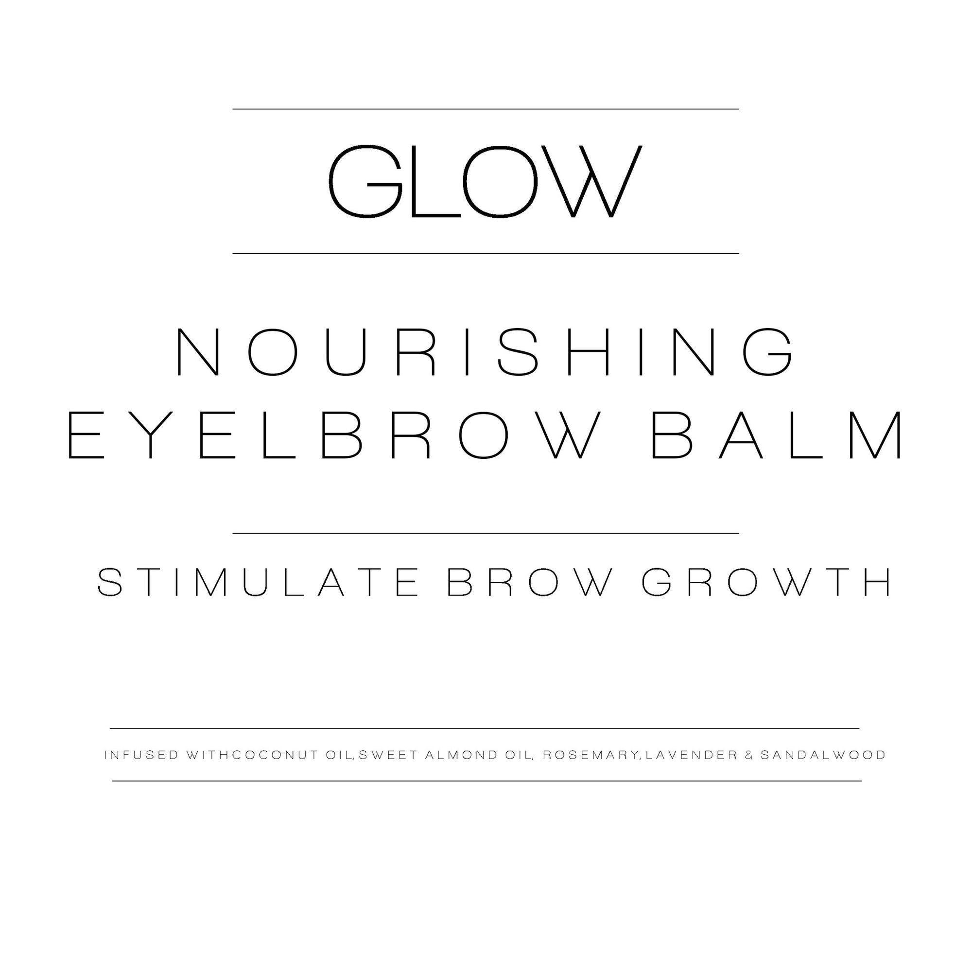 Nourishing Brow Balm
