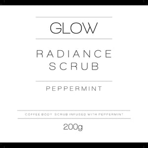 Radiance Scrub - Peppermint