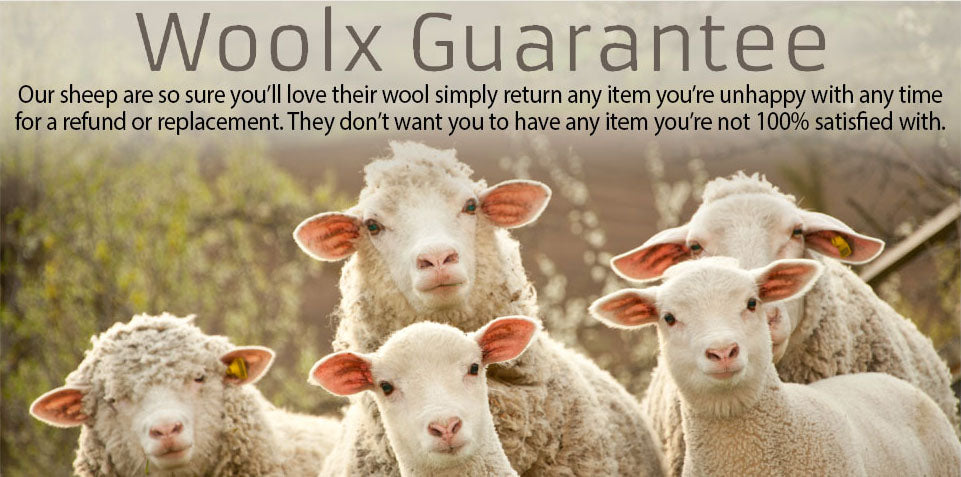 Woolx Guarantee