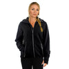 Women's Grizzly Hoodie The Cubby - Black