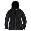 Woolx Merino Wool Hoodie-The Grizzly Merino Wool Sweatshirt - Black