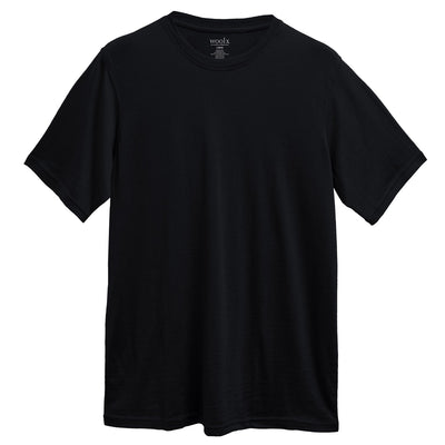 Men's Outback Short Sleeve Tee - Black