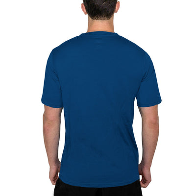 Men's Outback Short Sleeve Tee - Electric Blue