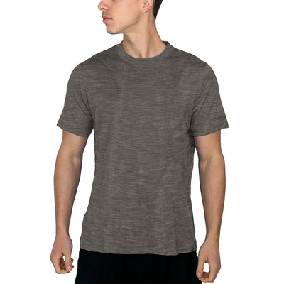 Men's Outback Short Sleeve Tee - Graphite Heather