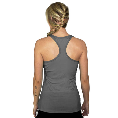 Womens Ella Tank - Shadow Gray