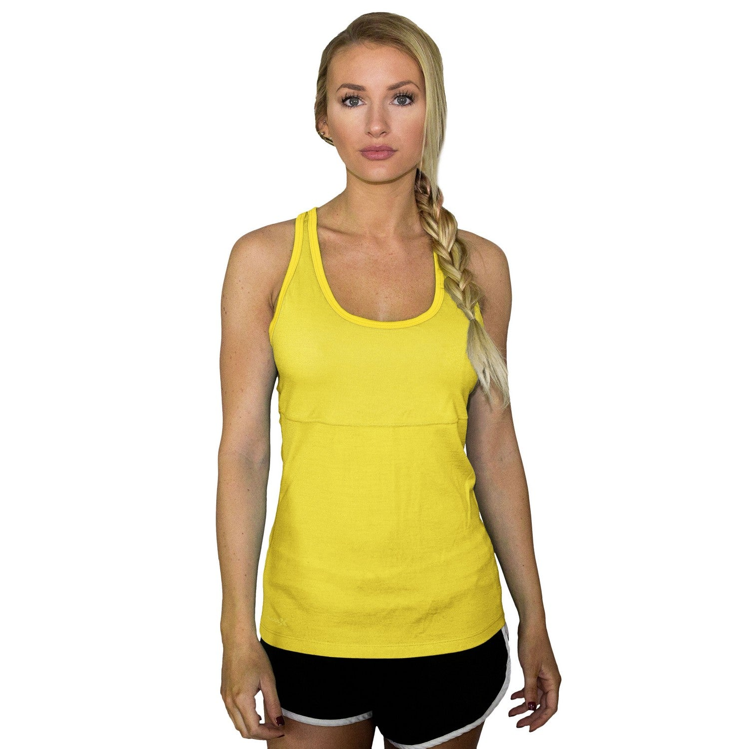4f2cd03a41fdd Merino Wool Tank Top For Women - Moisture Wicking Tank - Free Shipping