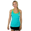 Running Tank Top For Women - Paradise Citrus