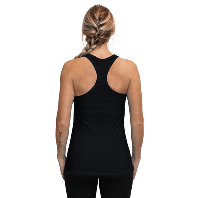 Women's Kinsley Racerback Tank - Black