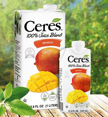 Ceres Juice Jel Treats