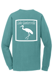Long Sleeve - Lake Guntersville Crane Shirt