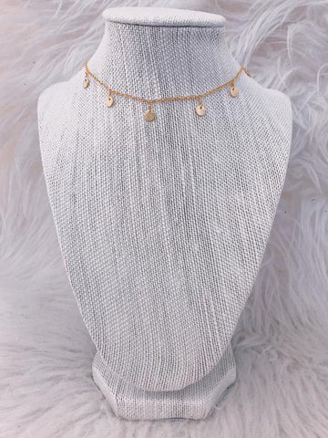 RAW & REBELLIOUS - Gold Lust Necklace