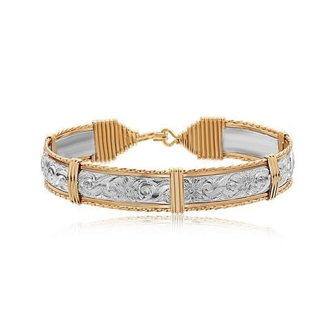 Ronaldo Designer Jewelry - The Angelina Bracelet
