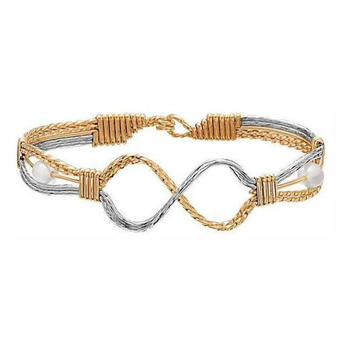 Ronaldo Designer Jewelry - The Infinite Angel Bracelet