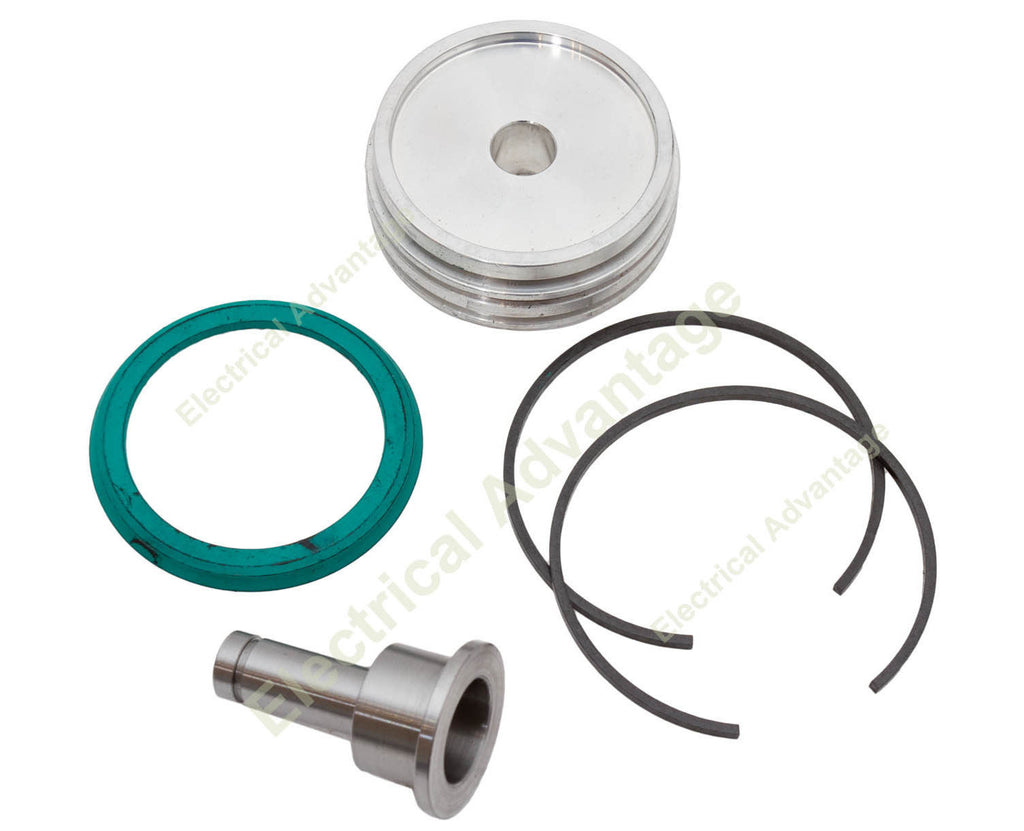 "Piston and Pin, A618/48RE Rear Servo (2.479""OD) 2000-Up (Super Servo) (Superior)"