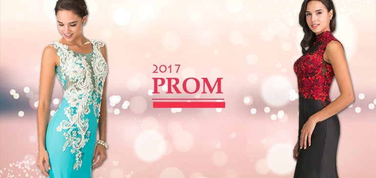 Top Five 2017 Prom Dress Trends