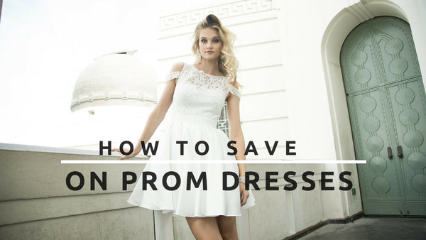 Save on prom dresses online