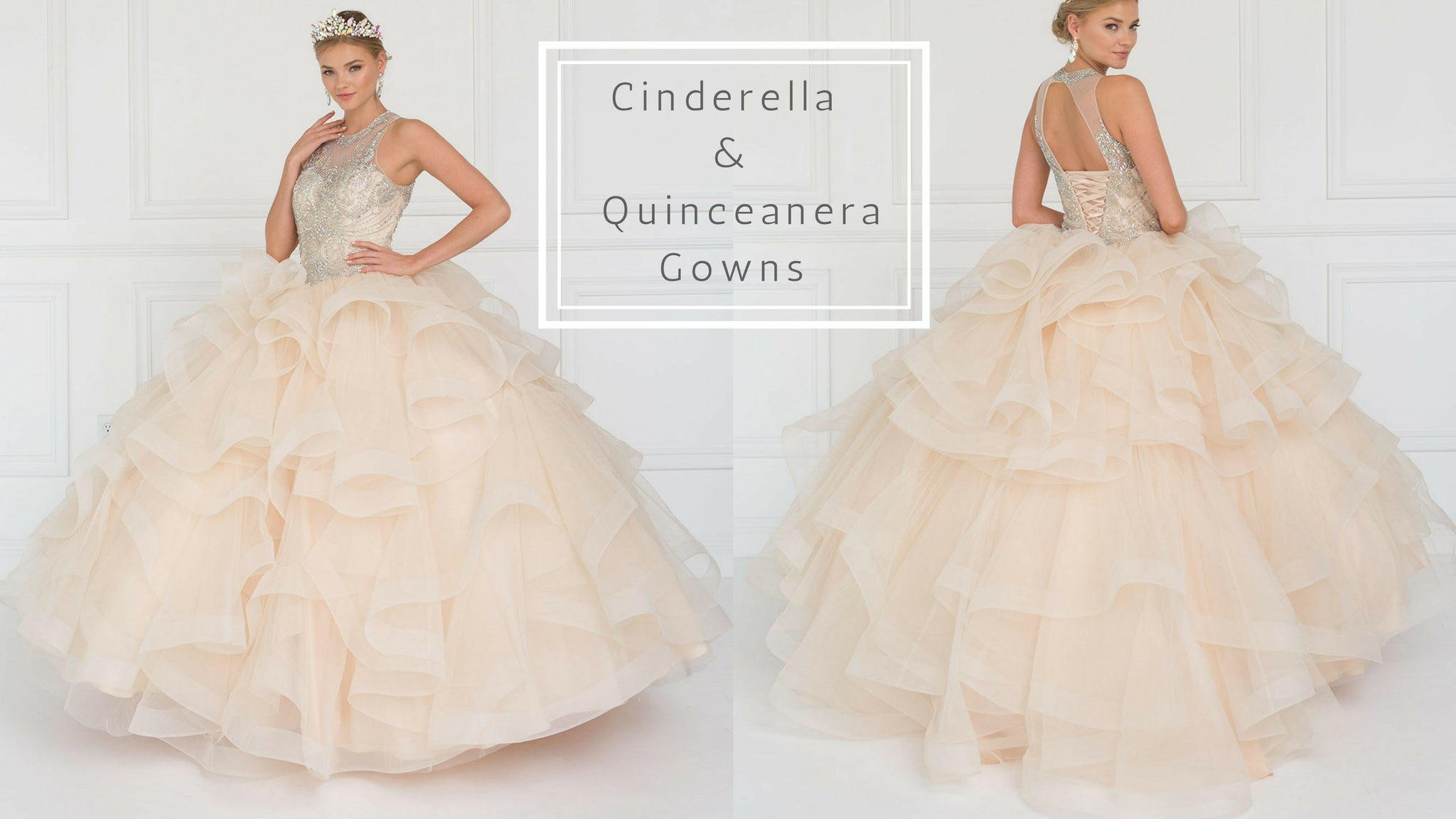 2019 Prom Dresses, Quinceanera Dresses, Evening Gowns