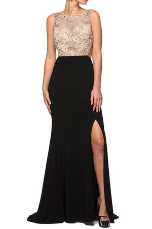 Cheap sexy cut back floor length dress 105-612 Prom dress - Simply Fab Dress