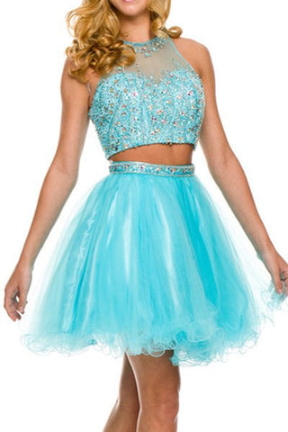 Beaded Cocktail and prom Dress 105-752 - Simply Fab Dress