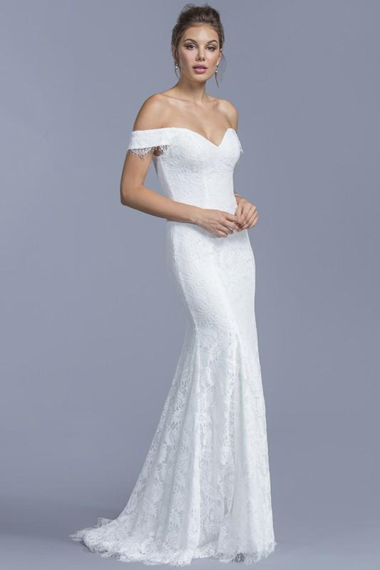 Informal Beach Gowns & Casual Wedding Dresses for Summer – Simply ...