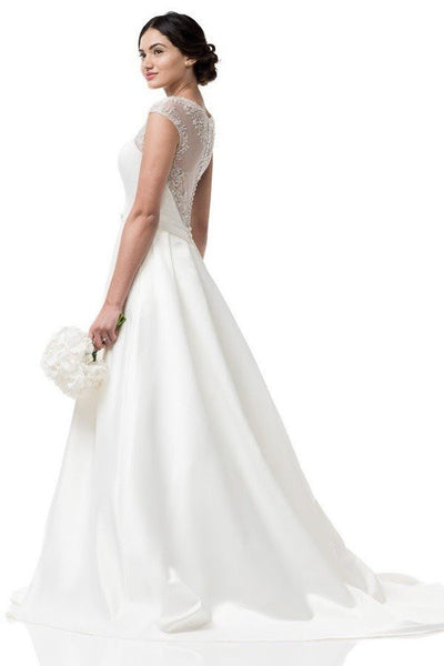 Beautiful wedding dress 106-wjw2039 Affordable wedding dress - Simply Fab Dress
