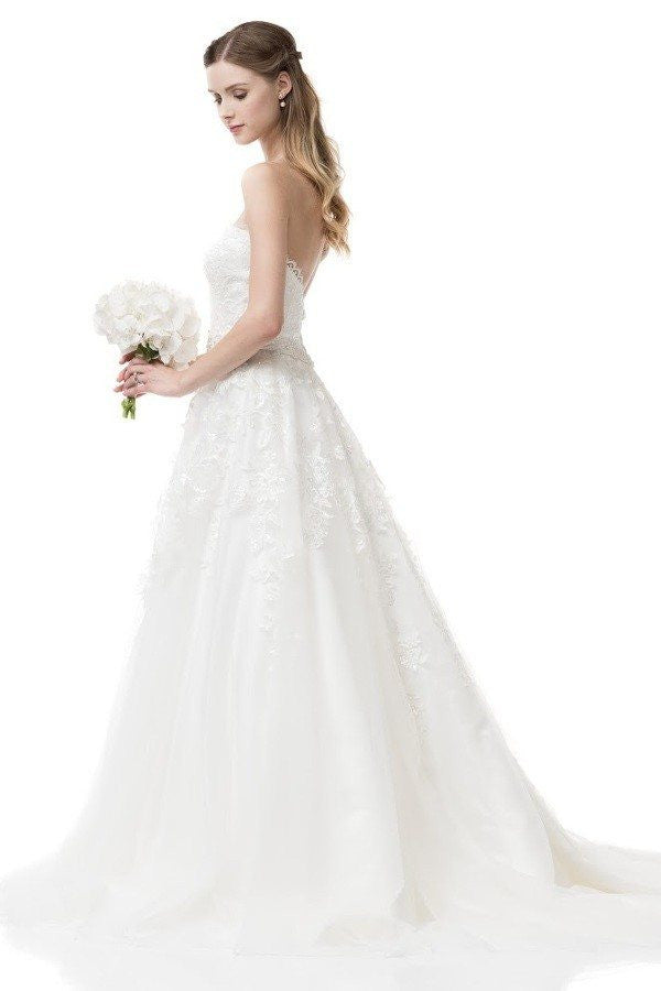 Beautiful wedding dress 106-wyw2230 Affordable wedding dress - Simply Fab Dress