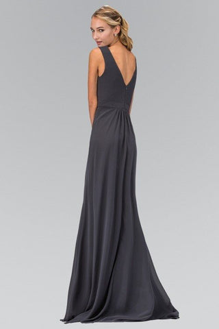 Long chiffon cheap Bridesmaid Dress 103-gl1389 - Simply Fab Dress
