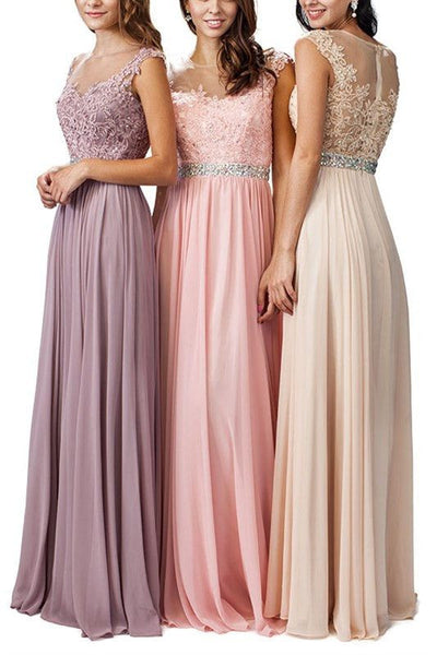 Floor Length Inexpensive Bridesmaid Dress Dq9400 Simply Fab Dress