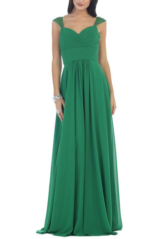 Strapless sweetheart neckline inexpensive bridesmaid dress mq1145EU2611