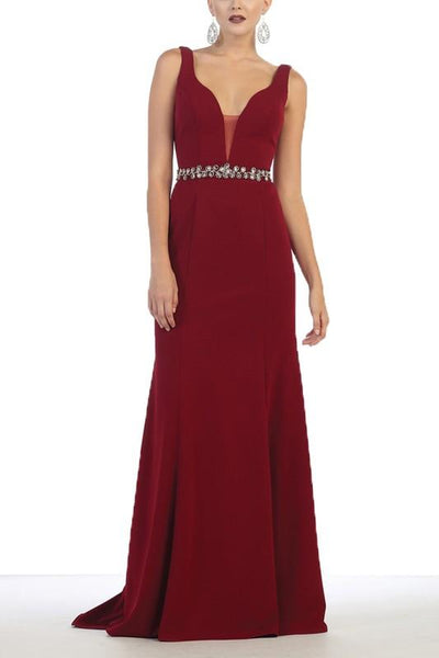 Beautiful evening dress  may queen 1415 - Simply Fab Dress