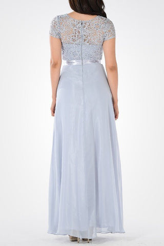 Elegant evening dress 101- 7592 - Simply Fab Dress