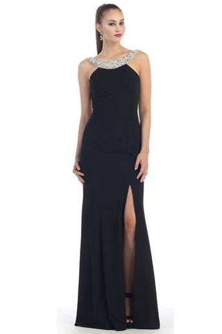Long evening dress 100-mq 1290 - Simply Fab Dress