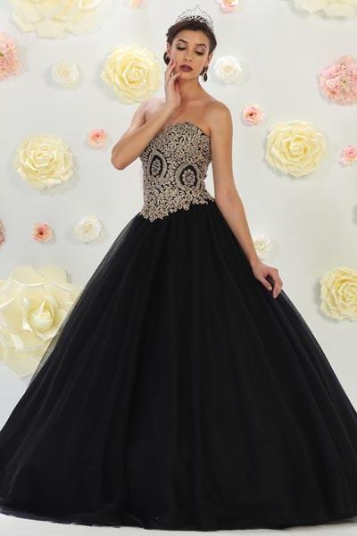plus size sweet 15 quinceanera dress Mayqueen LK74 – Simply Fab Dress