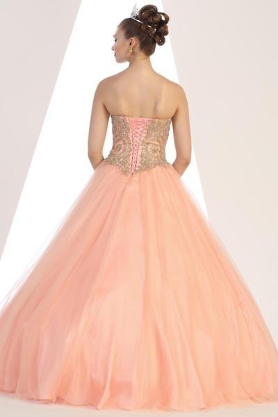 Plus Size Sweet 15 Quinceanera Dress Mayqueen Lk74 Closeout