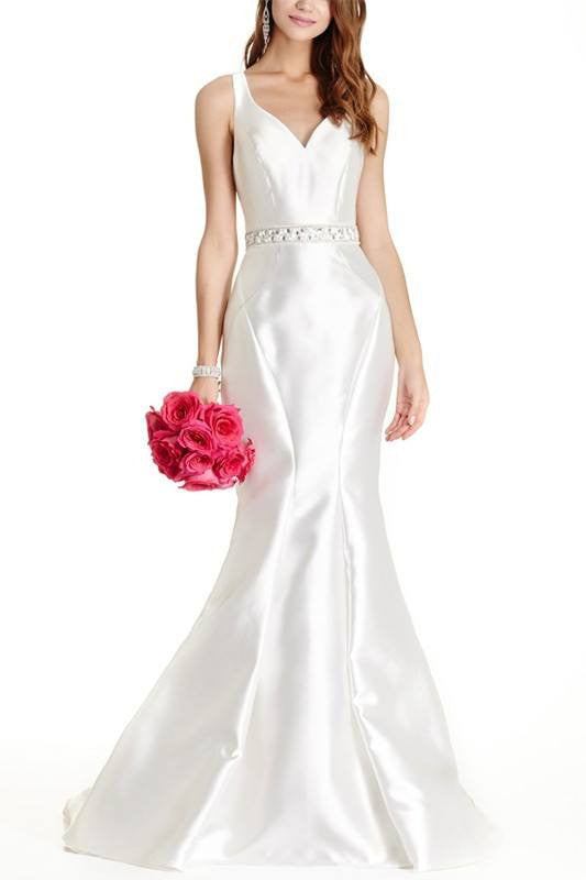 Mermaid Wedding Dress 171-828 Affordable wedding dress - Simply Fab Dress
