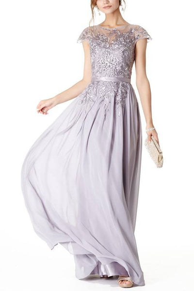 Floor length Bridesmaid Dress BB 171-710 - Simply Fab Dress