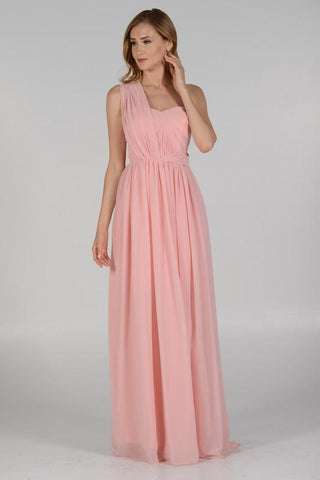 Convertible chiffon bridesmaid dress #7156 - Simply Fab Dress