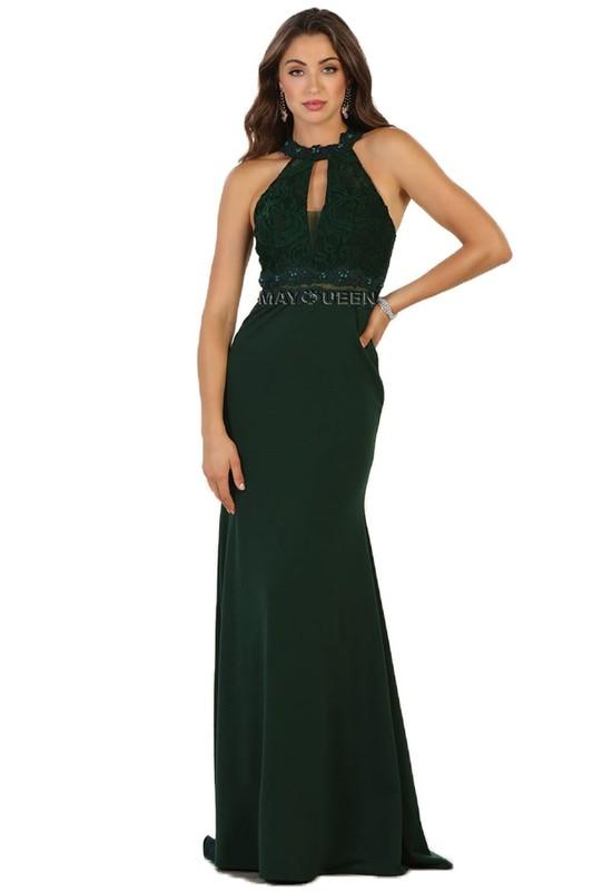 Long evening gown & fitted formal dress MQ 1506-Simply Fab Dress