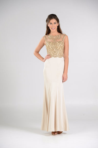 Sexy Long Prom Dress poly#7906 - Simply Fab Dress