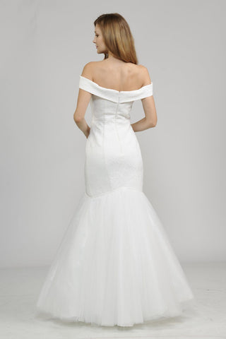 Simple informal wedding dress poly#8280-Simply Fab Dress