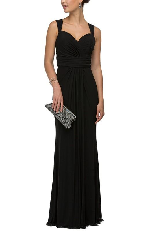 Long Formal Gown & Black Tie Dress DQ9498 - Simply Fab Dress