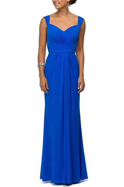 Affordable evening gown & long formal dress Dq9498 - Simply Fab Dress