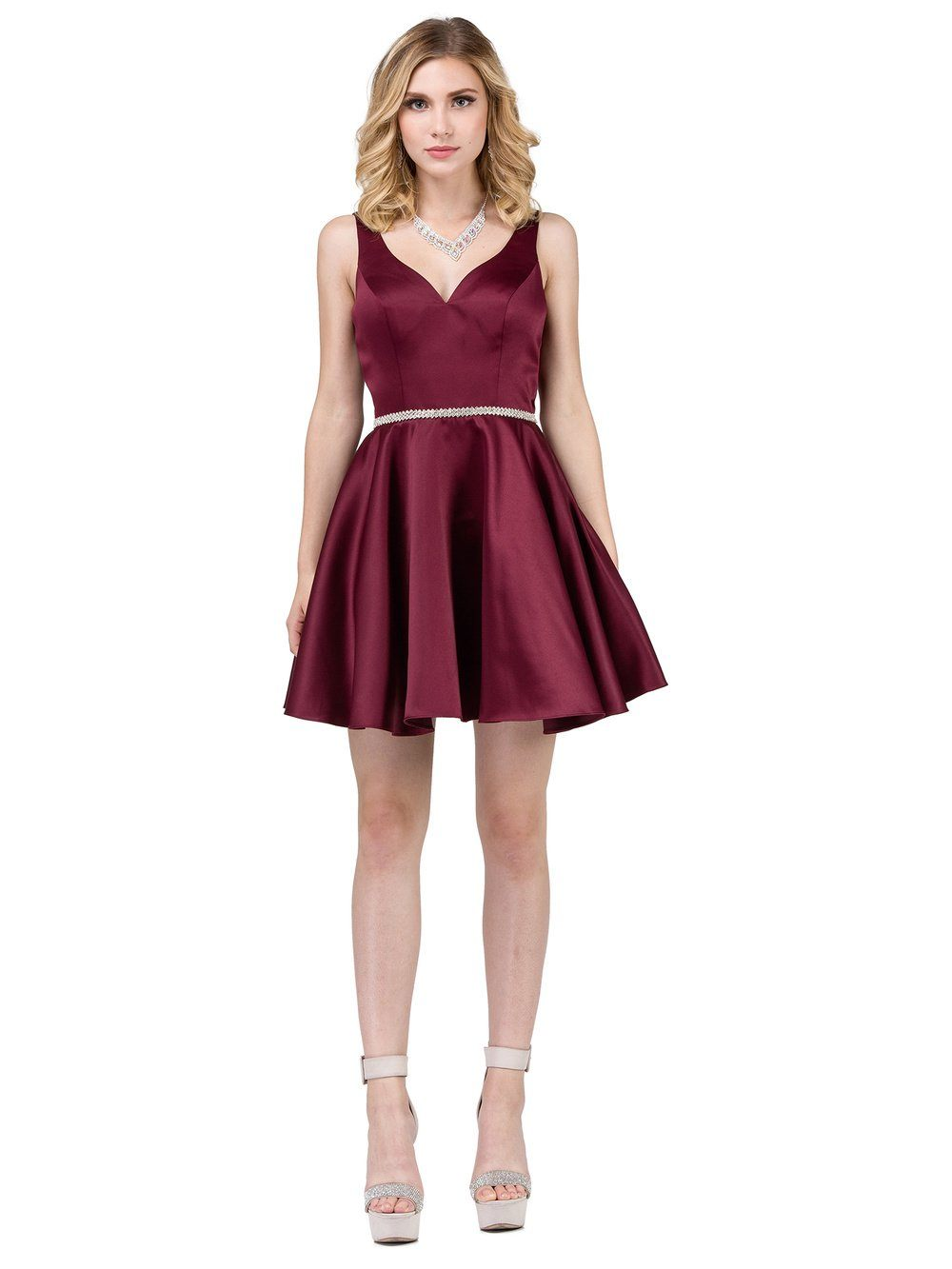 Dama formal dress  DQ9504