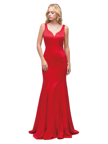 Elegant evening gown with lace  gls 1598
