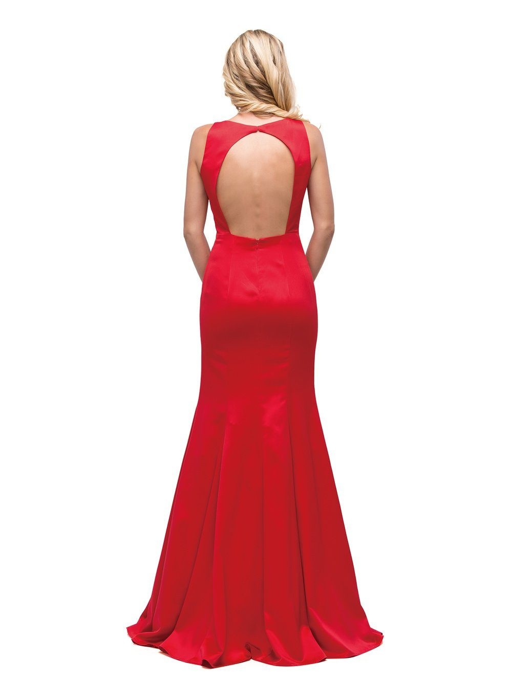 Long sexy evening gown - DQ 9638-Simply Fab Dress