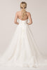 Strapless sweetheart neckline ball gown wedding dress BC#acw2004 - Simply Fab Dress