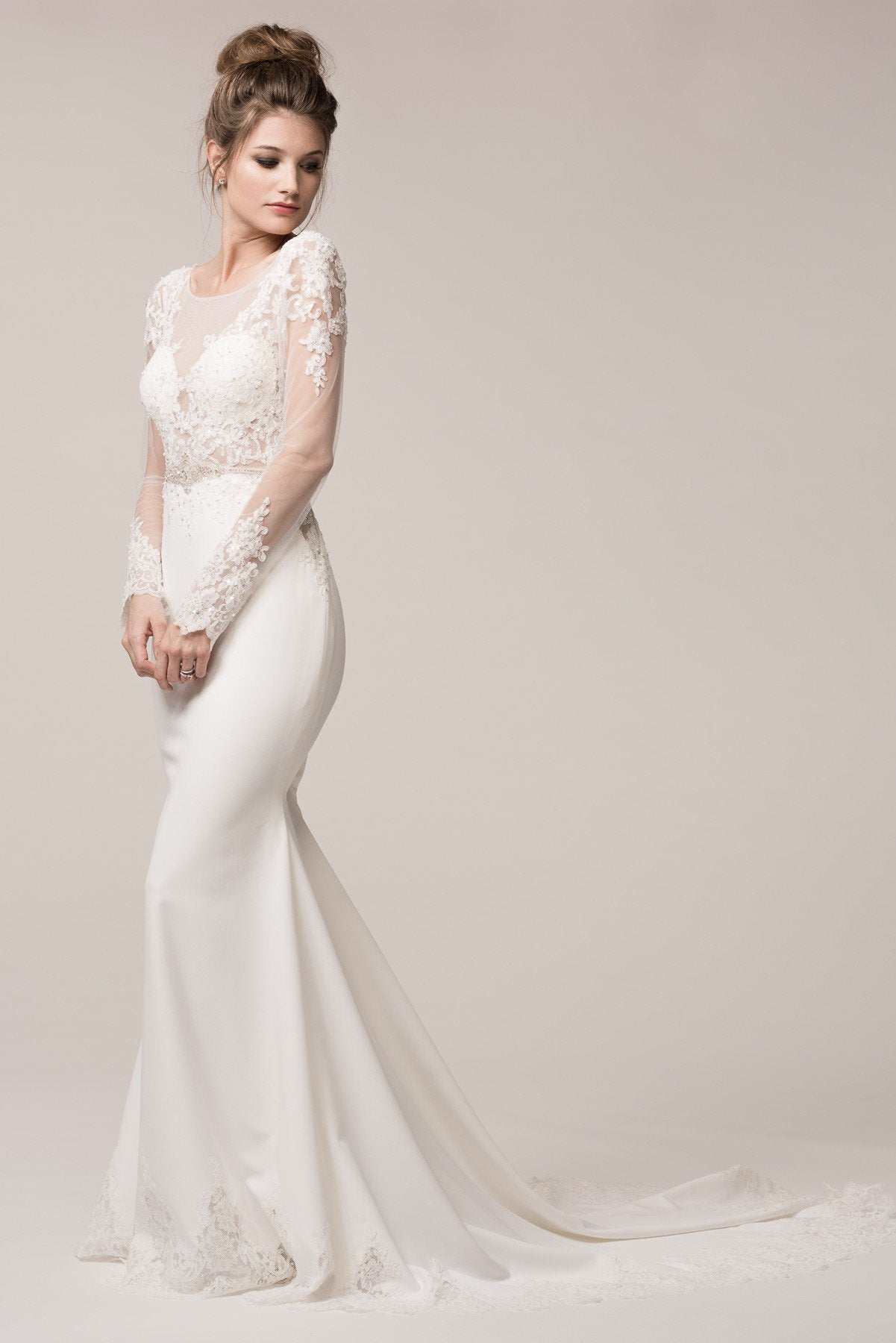 Simple Informal wedding dresses for summer & Casual Wedding gowns ...