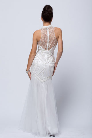 Sexy mermaid wedding dress RQ7368/CD#AC449 Affordable wedding dress - Simply Fab Dress